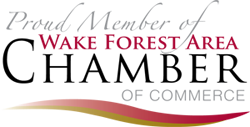 Andrew's Tree Pros is a proud member of the Wake Forest area Chamber of Commerce